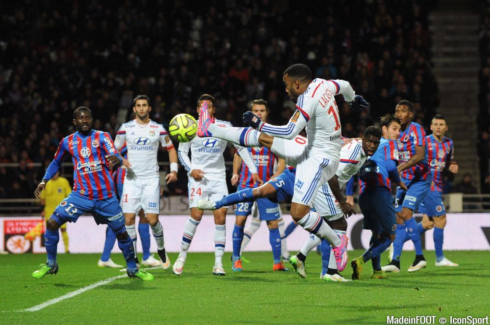 lyon caen preview